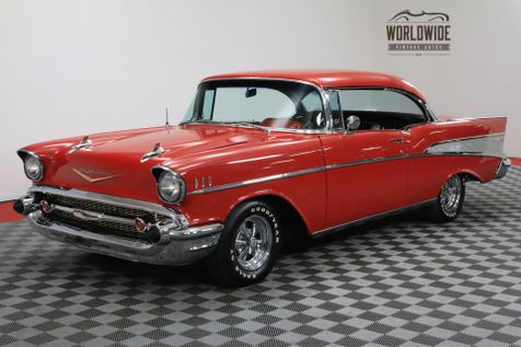 1957 Chevrolet BEL AIR 2 DOOR HARDTOP HOT ROD 283 V8 AUTO | Denver, Colorado | Worldwide Vintage Autos in Denver, Colorado