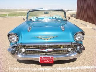1957 Chevrolet BEL AIR CONVERTIBLE in Lubbock, Texas