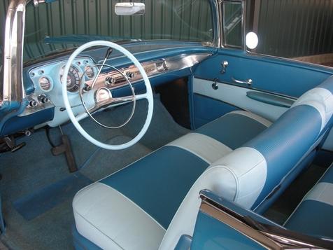 1957 Chevrolet BEL AIR CONVERTIBLE | Lubbock, Texas | Classic Motor Cars in Lubbock, Texas