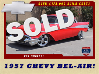 1957 Chevrolet Bel-Air OVER $175K TO BUILD! Mooresville , NC