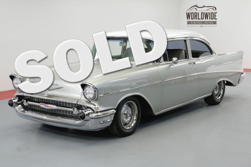 1957 Chevrolet BELAIR 383 STROKER PS PB CLASSIC | Denver, CO | Worldwide Vintage Autos