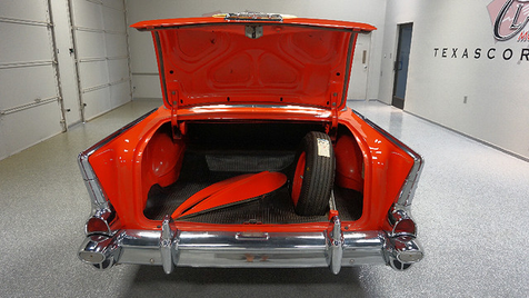 1957 Chevrolet Belair  | Lubbock, Texas | Classic Motor Cars in Lubbock, Texas