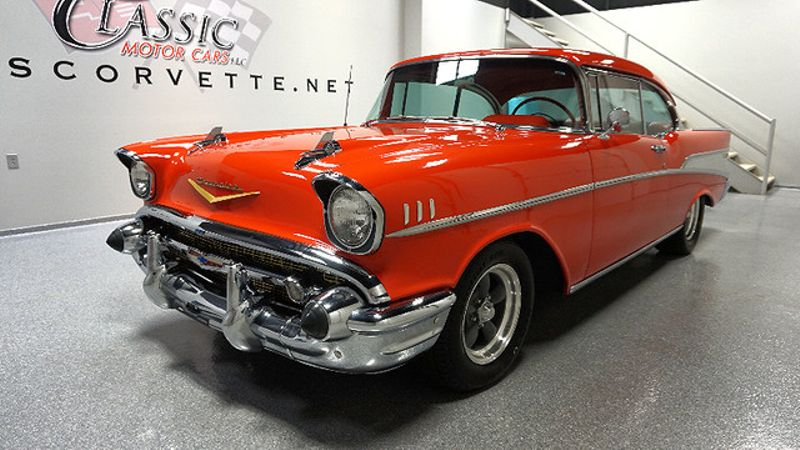 1957 Chevrolet Belair  | Lubbock, Texas | Classic Motor Cars