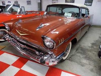 1957 Chevrolet BelAir - Utah Showroom Newberg, Oregon