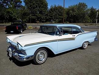 1957 Ford Fairlane -Oregon Showroom Newberg, Oregon