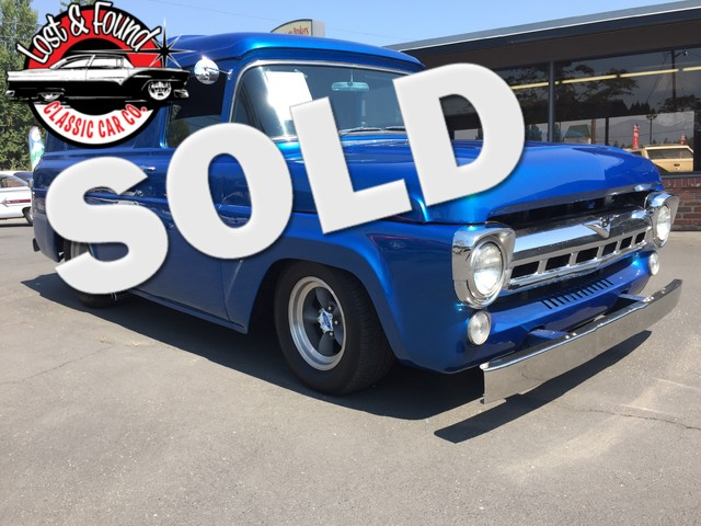 1957 Ford Panel Price Reduced Mt Vernon Wa Blue 1957