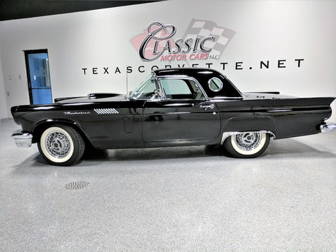 1957 Ford Thunderbird  | Lubbock, Texas | Classic Motor Cars in Lubbock, Texas