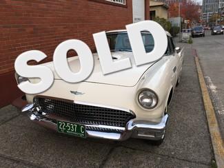 1957 Ford Thunderbird Seattle, Washington