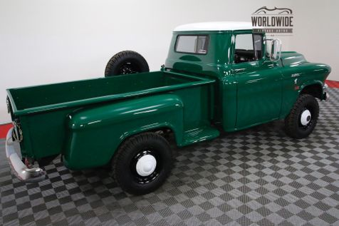 1957 GMC 100 RESTORED 1/2 TON NAPCO 4X4 V8! COLLECTOR | Denver, Colorado | Worldwide Vintage Autos in Denver, Colorado