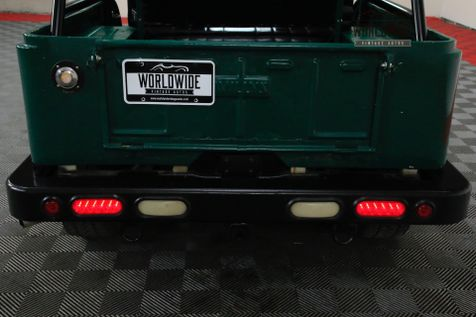 1957 Jeep CJ6 FRAME OFF RESTORED 4X4 1K MILES! | Denver, CO | Worldwide Vintage Autos in Denver, CO