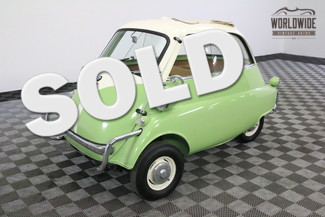 1958 BMW ISETTA 300. FULLY RESTORED GREAT COLOR COMBO in Denver Colorado