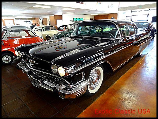 1958 Cadillac Fleetwood Sixty Special San Diego, California 0