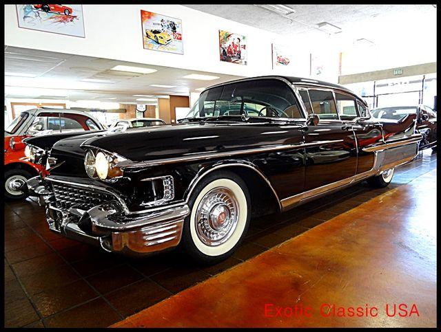 1958 Cadillac Fleetwood Sixty Special San Diego, California 10