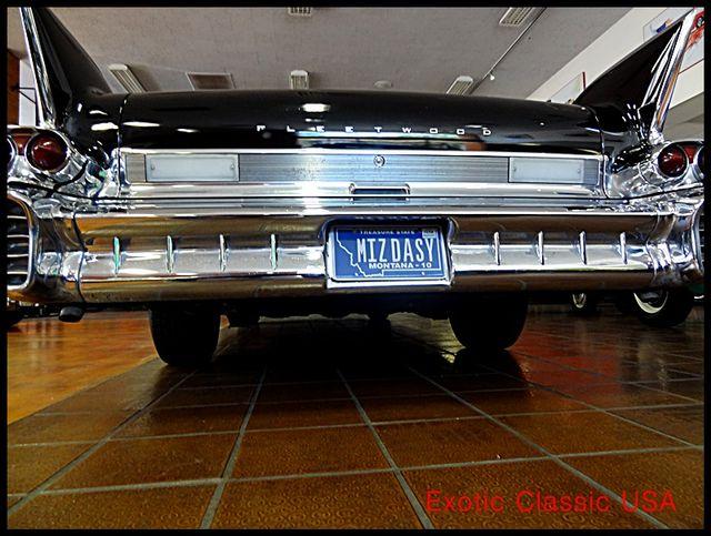 1958 Cadillac Fleetwood Sixty Special San Diego, California 45