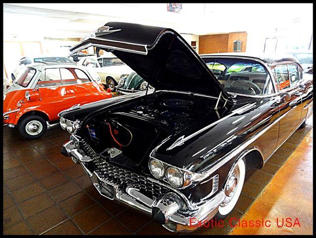 1958 Cadillac Fleetwood Sixty Special San Diego, California 93