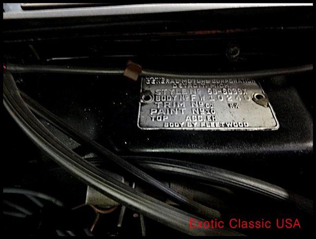 1958 Cadillac Fleetwood Sixty Special San Diego, California 99