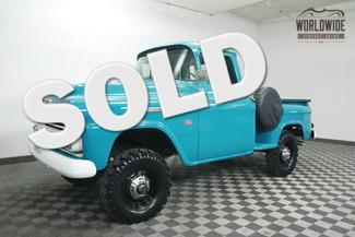1958 Chevrolet APACHE in Denver Colorado