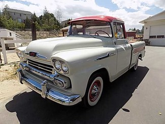 1958 Chevrolet Cameo PU - Utah Showroom Newberg, Oregon