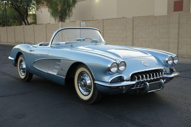 1958 Chevrolet Corvette Phoenix, AZ 0