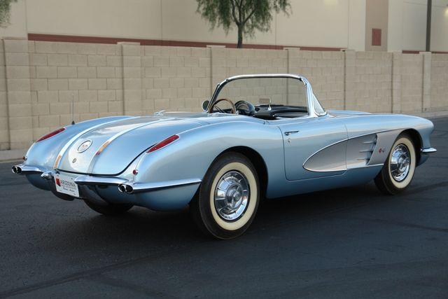 1958 Chevrolet Corvette Phoenix, AZ 2