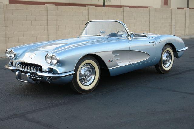 1958 Chevrolet Corvette Phoenix, AZ 5