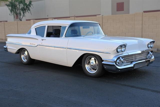1958 Chevrolet Del-Ray Phoenix, AZ 0