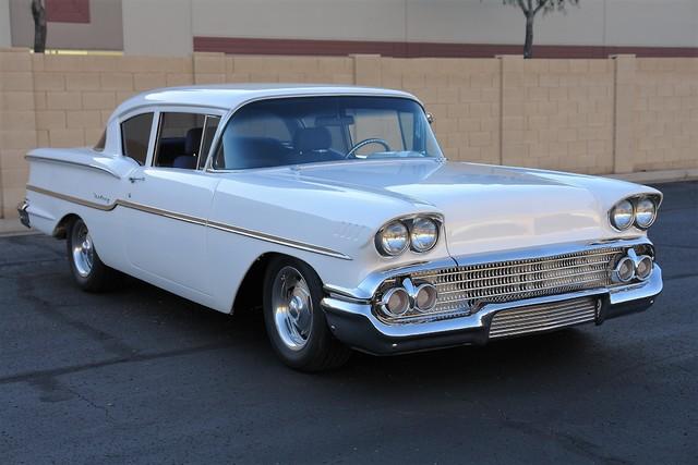 1958 Chevrolet Del-Ray Phoenix, AZ 10