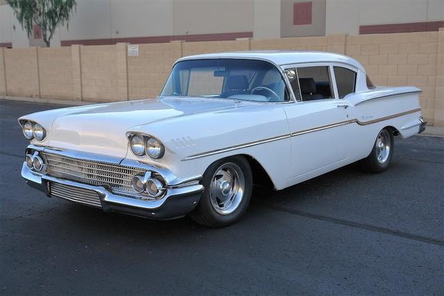 1958 Chevrolet Del-Ray Phoenix, AZ 11