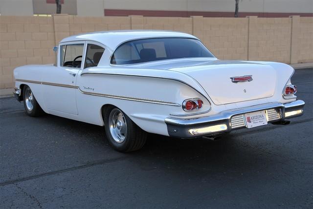 1958 Chevrolet Del-Ray Phoenix, AZ 17