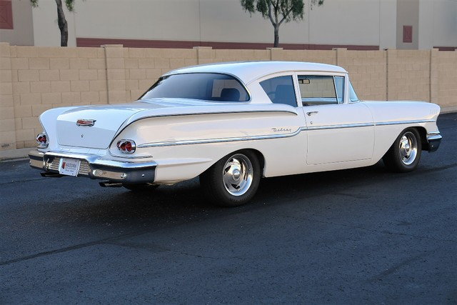 1958 Chevrolet Del-Ray Phoenix, AZ 2