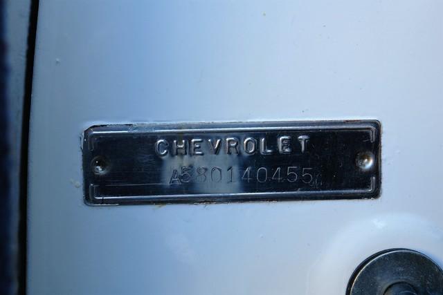 1958 Chevrolet Del-Ray Phoenix, AZ 43