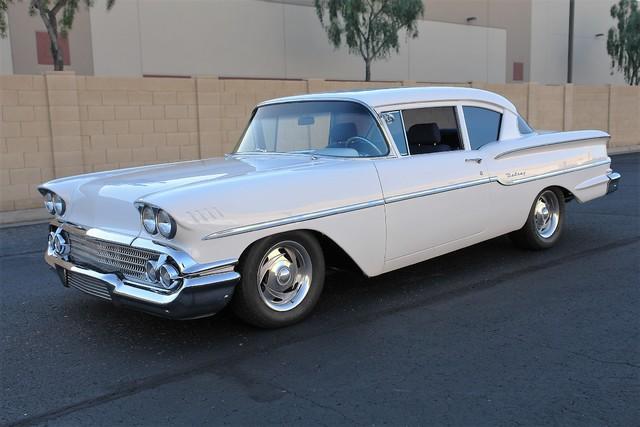 1958 Chevrolet Del-Ray Phoenix, AZ 5