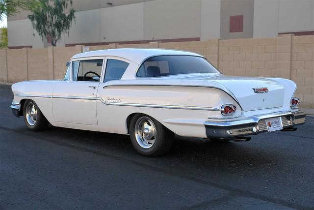 1958 Chevrolet Del-Ray Phoenix, AZ 7