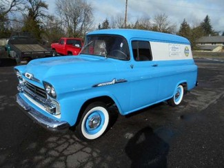 1958 Chevrolet Panel Apache Newberg, Oregon