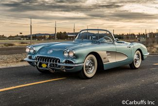 1958 Chevy Corvette Fuel Injected | Concord, CA | Carbuffs in Concord