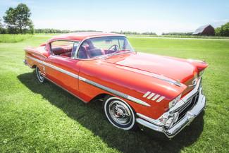 1958 Chevy Impala Chrome Newberg, Oregon