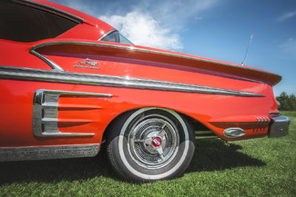 1958 Chevy Impala Chrome Newberg, Oregon 18