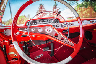 1958 Chevy Impala Chrome Newberg, Oregon 29