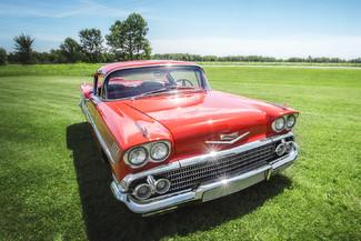 1958 Chevy Impala Chrome Newberg, Oregon 2