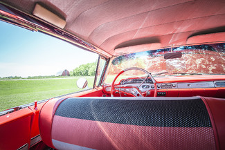 1958 Chevy Impala Chrome Newberg, Oregon 34