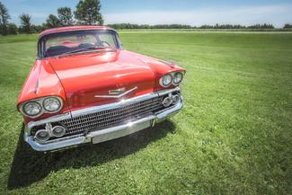 1958 Chevy Impala Chrome Newberg, Oregon 3
