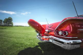 1958 Chevy Impala Chrome Newberg, Oregon 21