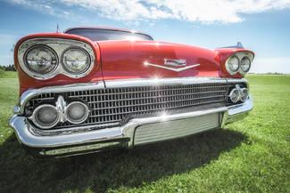 1958 Chevy Impala Chrome Newberg, Oregon 5