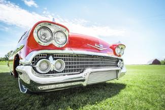 1958 Chevy Impala Chrome Newberg, Oregon 6