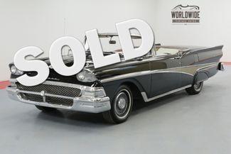 1958 Ford FAIRLANE in Denver CO