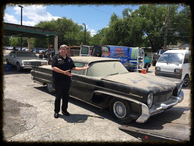 1958 Lincoln Continental Mark III Mark 3 San Antonio, Texas 9