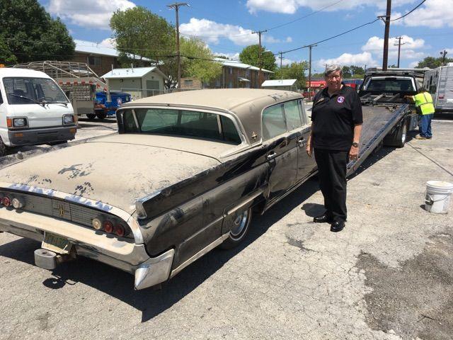 1958 Lincoln Continental Mark III Mark 3 San Antonio, Texas 10