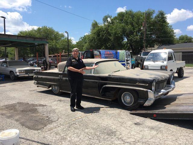 1958 Lincoln Continental Mark III Mark 3 San Antonio, Texas 12
