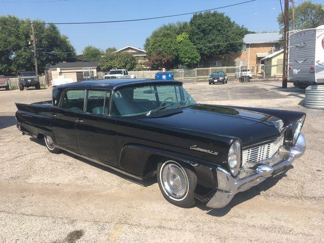 1958 Lincoln Continental Mark III Mark 3 San Antonio, Texas 6