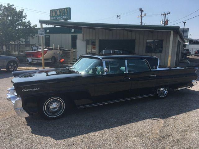 1958 Lincoln Continental Mark III Mark 3 San Antonio, Texas 2